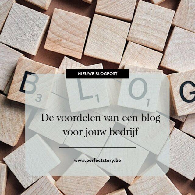 Check mijn nieuwe blogpost over … jawel 😀 bloggen.   Door een blog toe te voegen aan je website, verhoogt je vindbaarheid in Google aanzienlijk. Dat is waar we als onderneming allemaal naar streven toch?  Ontdek deze en andere voordelen in mijn nieuwste blogartikel. Link in bio.