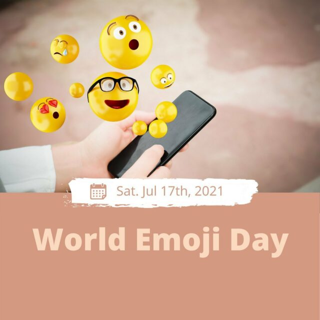 Vandaag is het #worldemojiday en dat mag gevierd worden! Emoji's maken onze informele communicatie luchtiger en eenvoudiger. Wist je trouwens dat er zoiets bestaat als een Emojipedia, de wiki van de emoji's dus met alle mogelijke figuurtjes, symbolen en hun betekenis 👉https://emojipedia.org #emoji #communication